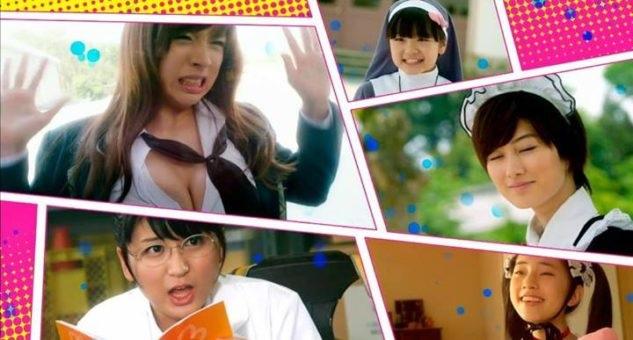 Boku wa Tomodachi ga Sukunai Live Action