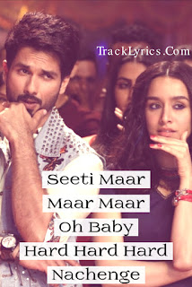 song-quotes-2018-hard-hard-for-batti-gul-meter-chalu-mika-singh-shraddha-kapoor