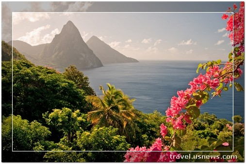 St. Lucia - Amazing 9 Best Places to Travel in the Caribbean