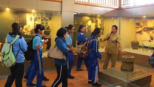 Museum Subak Bali, Indonesia - Agrikultur dan Irigasi Pertanian - Tempat Wisata Menarik di Tabanan, Bali