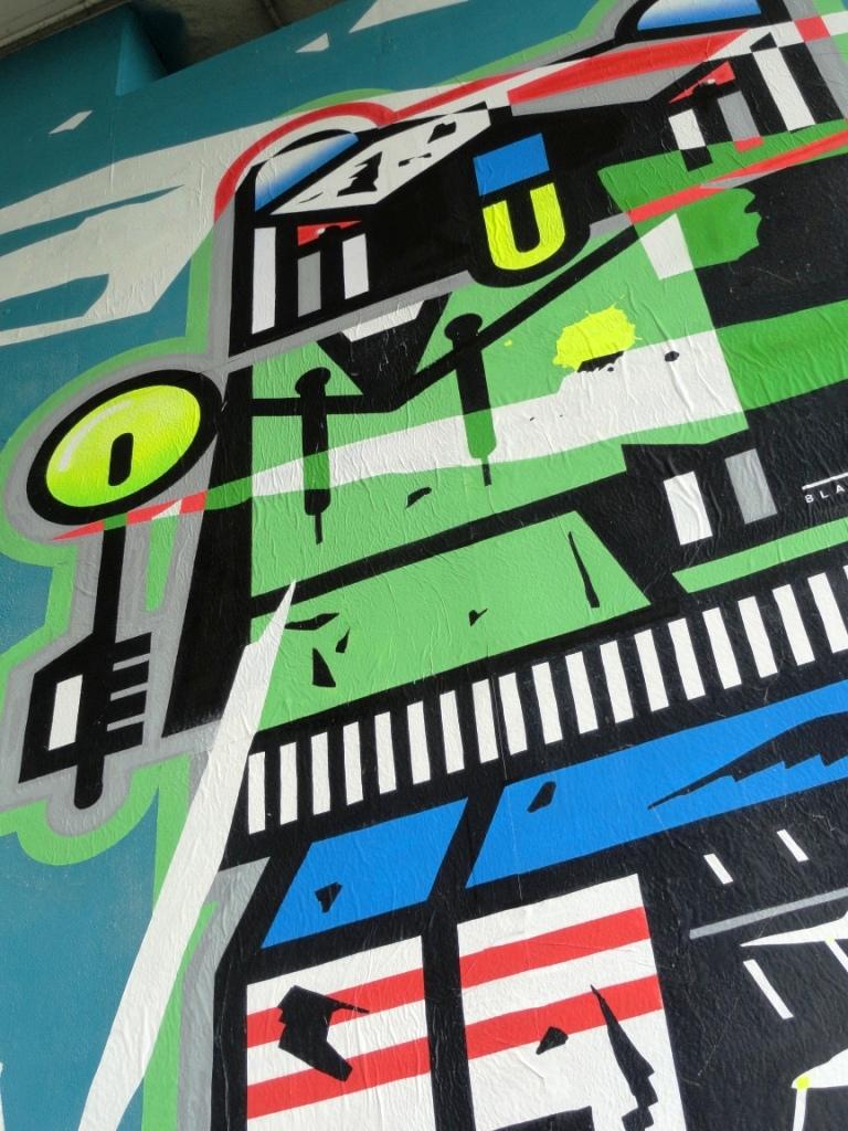 BlancBec graffiti