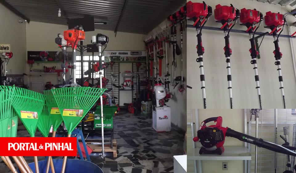 Empresa de Pinhal faz sucesso na venda de máquinas e equipamentos agrícolas