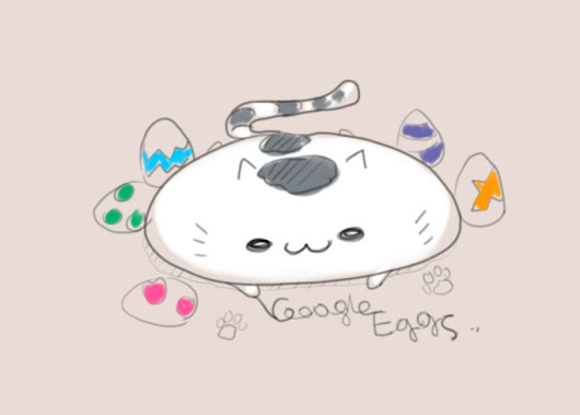 Google images of easter eggs. | Liki habitat