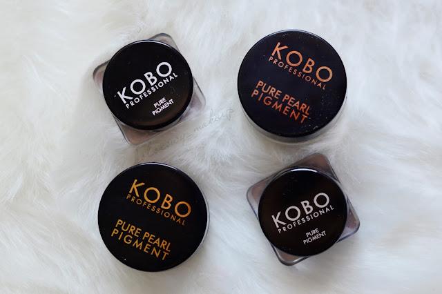 Pigmenty z Kobo