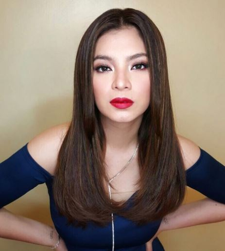 Angel Locsin is Obviously Having a Good Time in her Out of the Country Vacation!
