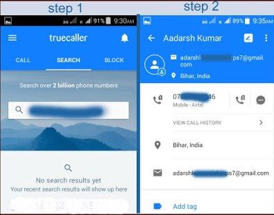 truecaller see who is calling free download