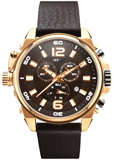 Antonio Bernini Fighter Series Watch Sonic Rosegold price