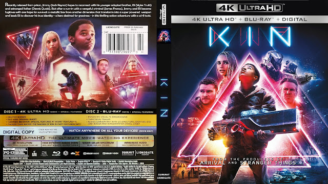 Kin 4k Bluray Cover