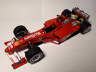 Ferrari F2000 - Michael Schumacher & Rubens Barrichello 2000 (Spinler) new link