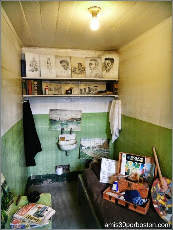 La Prisión de Alcatraz: Pinturas