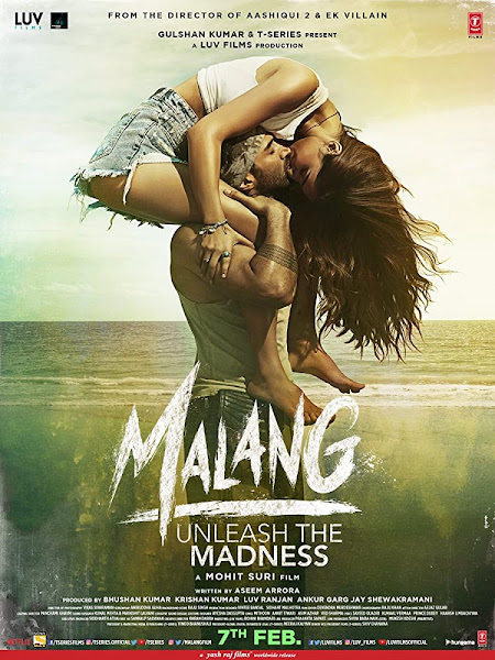 Malang (2020) Full Movie [Hindi-DD5.1] 650MB HDRip 720p HEVC x265 ESubs