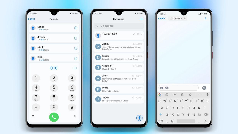 Circle iOS MIUI Theme for Xiaomi Devices