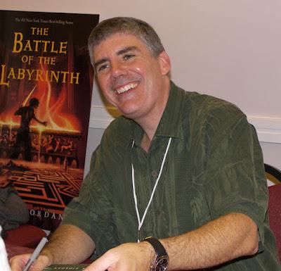 Rick Riordan - bio, net worth, heights, family, books and many more