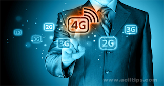 3 Tahap Cara Mempercepat Koneksi Internet Paling Lengkap - www.aciltips.com