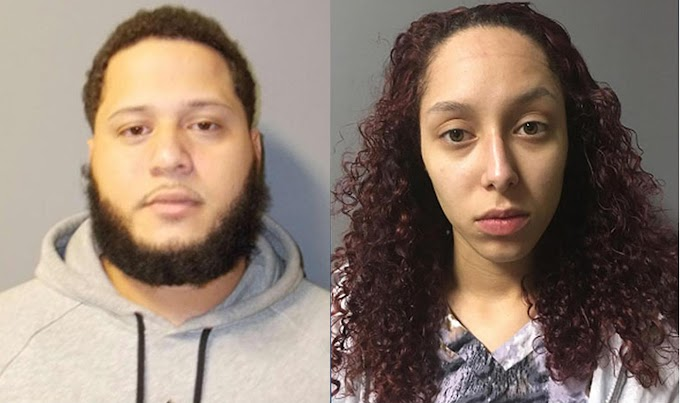 Dominicano y mujer acusados por cargos de maltratos  y negligencia contra tres niños