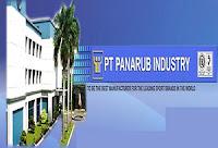Lowongan Kerja PT. Panarub Industry Terbaru 2019