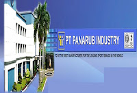 Lowongan Kerja PT. Panarub Industry