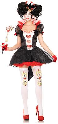 Royal Queen Costume for Halloween
