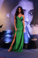 Disha Patani in Beautiful Green Gown at her App Launch 028.JPG