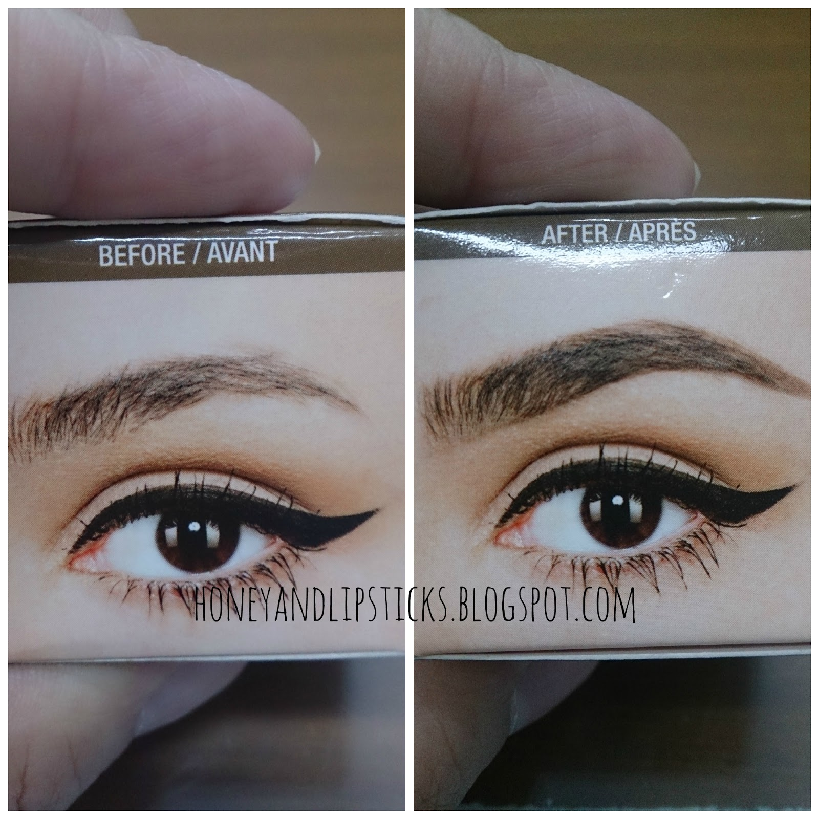 Nyx Tame And Frame Brunette Swatch Nakanak Org