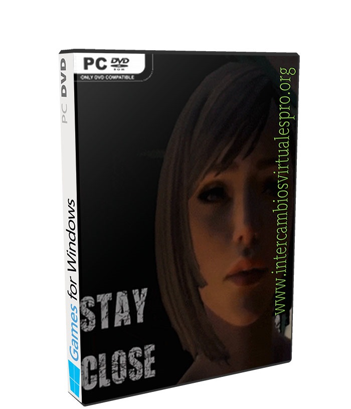 Stay Close poster box cover