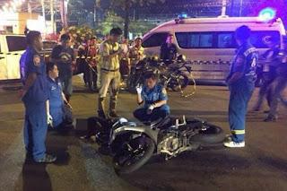 Rakyat Malaysia Maut Ditembak di Thailand