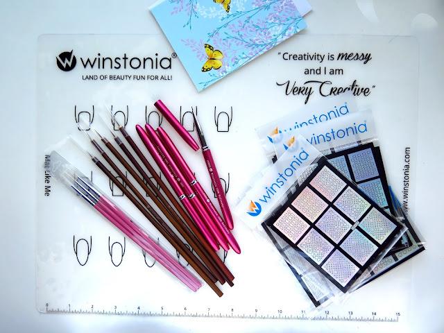 Super haul – Winstonia, Nailland, Born Pretty Store, Aliexpress i inne