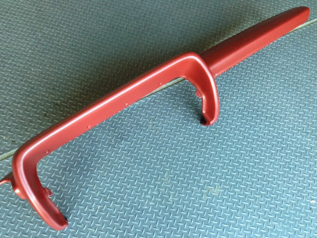 Just Dashes Production Center: 1967 Ford Fairlane Dash Pad