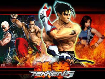 Download tekken 3 and tekken 5 games for pc free women girls.