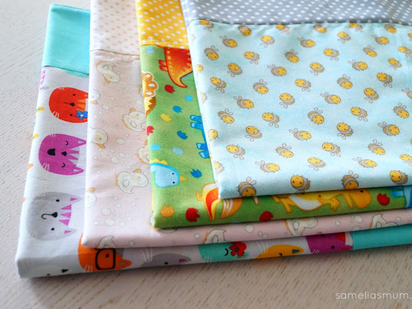 Tiny Baby Coverlet (Pattern)