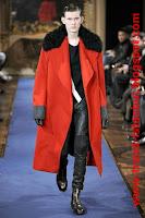Alexander McQueen 2012 Sonbahar Kış Erkek Kıyafetleri Kolleksiyonu
