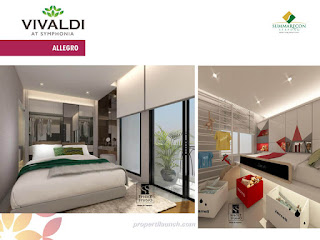 Design Rumah Cluster Vivaldi