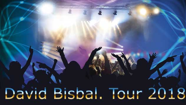 David Bisbal Tour 2018