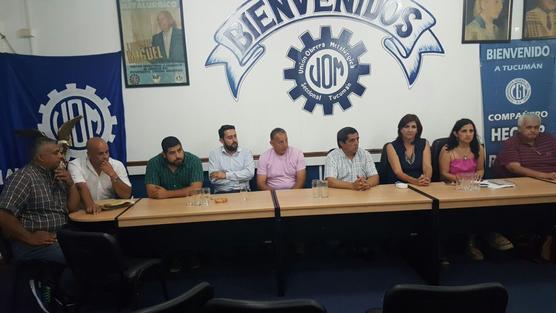 La CGT y la CTA marcharán mañana en Tucumán