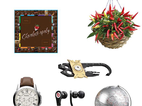 Gifts For The Males In Your Life | Seasonal