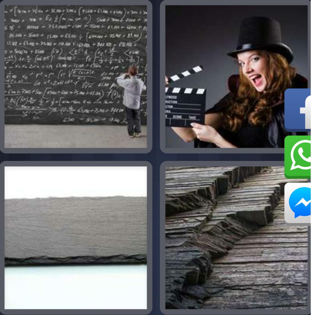 Soluciones 4 Fotos 1 Palabra Nivel