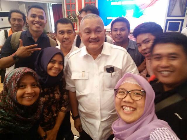 Alex Noerdin : Pembangunan Sumsel Tidak Hanya Sentralistik di Palembang