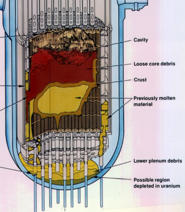 Tohoku Earthquake & Nuclear Crisis: Corium