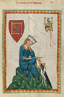 Liebeslyrik Mittelalter