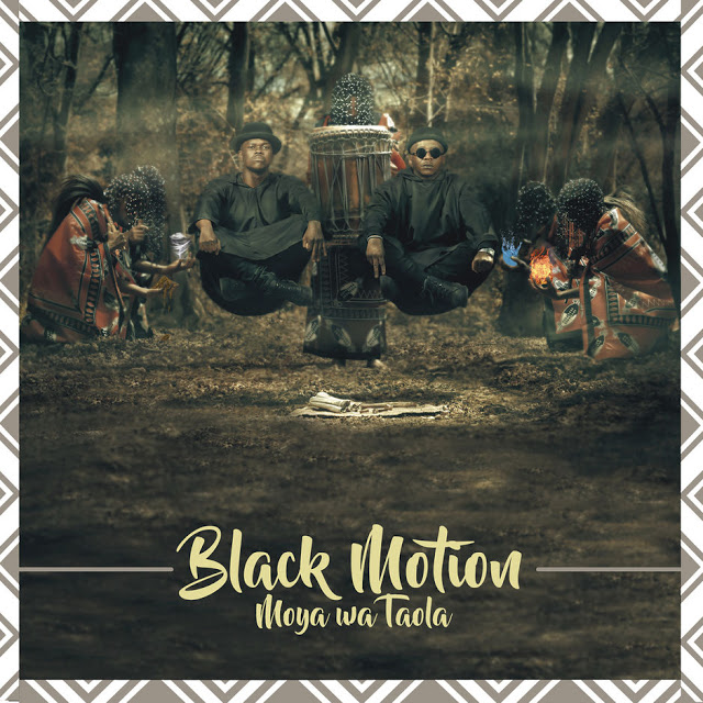 Black Motion Feat. Mafikizolo