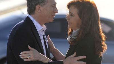 ¿Pacto de gobernabilidad entre Mauricio Macri y Cristina Fernández de Kirchner?