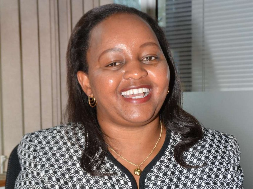 Kirinyaga Governor, Anne Waiguru has come out to support the NYS corruption investigations, saying that Josephine Kabura must have been acting on behalf of somebody. She poses the question of if Kabura was lying  then who was her handler, in addition to questions on where she took the money the money in the sacks?
