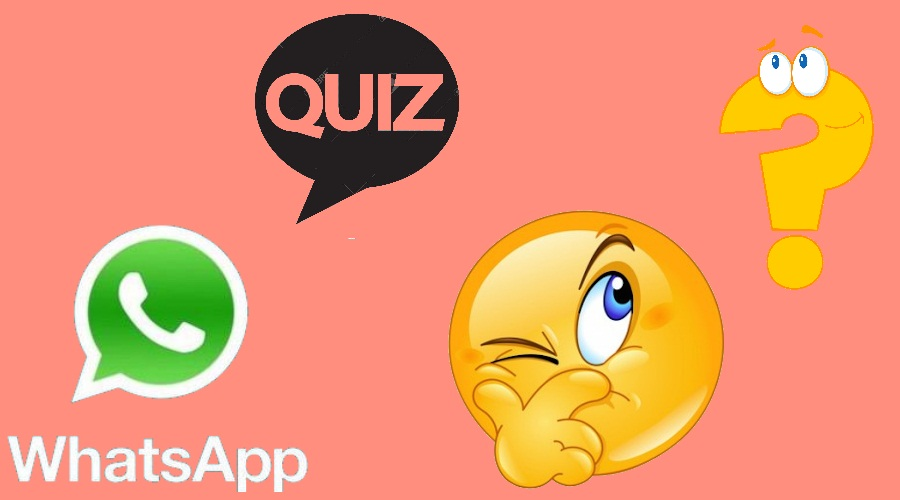 Top 5 WhatsApp Quiz Questions You Should Know