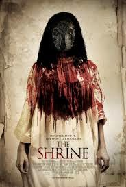 The Shrine -  Poster | A Constantly Racing Mind