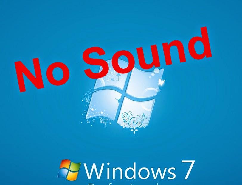 Solved] No Sound in Windows 7 | Specof com