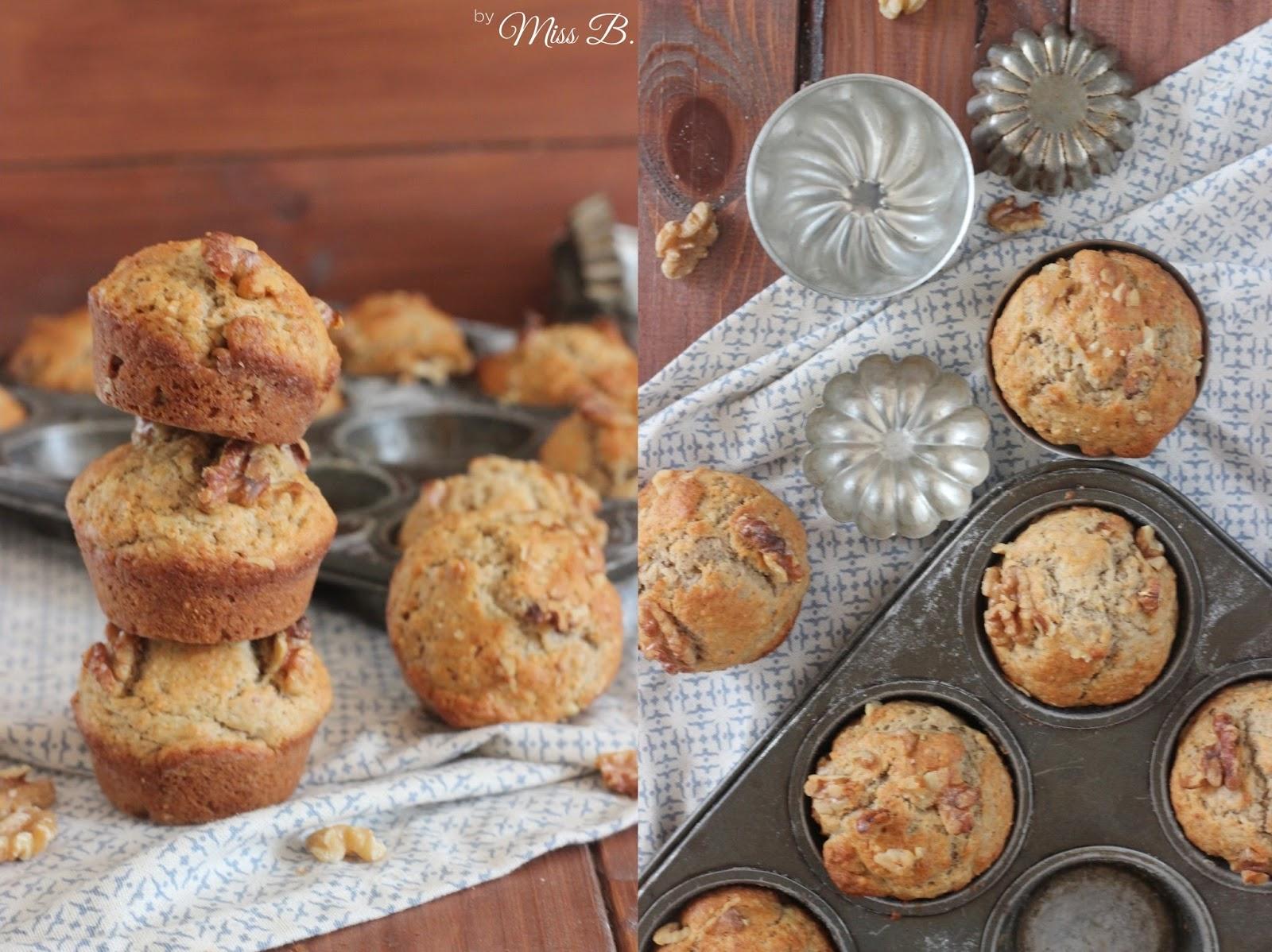 Miss Blueberrymuffin S Kitchen Wie In Elmo Alaska Bananen Walnuss