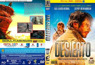 Desierto Maxcovers