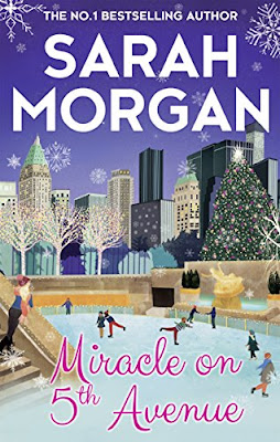Book Review: Miracle on 5th Avenue, by Sarah Morgan, 4 stars
