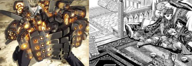 Perbedaan Anime dan Manga dari Berbagai Segi