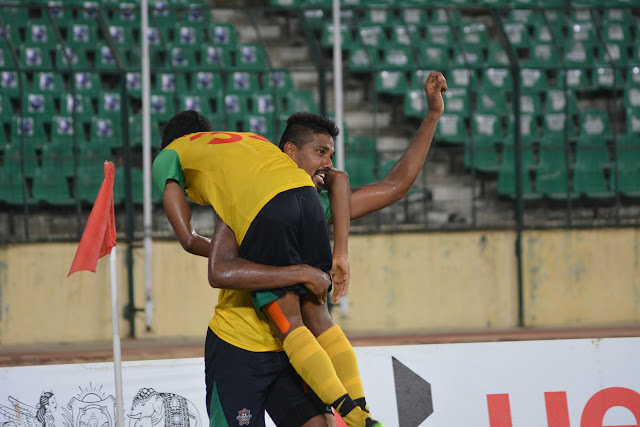 Chennai City FC beat East Bengal